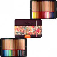 Карандаши цветные Marco Renoir 48 цветов FineART-48TN, фото 1