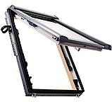 Мансардное окно Roto Designo R45 H 74х140, фото 3