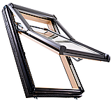Мансардное окно Roto Designo R45 H 74х140, фото 8