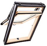 Мансардное окно Roto Designo R45 H 74х140, фото 9