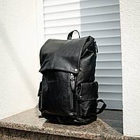 Рюкзак кожаный mod.PITBAG портфель