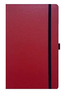 Блокнот Brunnen А5 средний 96 листов Красный
