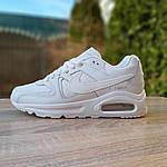 Женские кроссовки Nike Air Max 90 (белые) 2968, фото 6