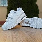 Женские кроссовки Nike Air Max 90 (белые) 2968, фото 7