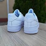 Мужские кроссовки Nike Air Force (белые) 10097, фото 2
