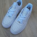 Мужские кроссовки Nike Air Force (белые) 10097, фото 4