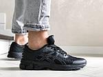 Мужские кроссовки Asics Gel-Kayano 25 (черные) 9260, фото 5