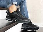 Мужские кроссовки Nike Air Presto CR7 (черные) 9272, фото 4