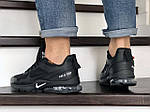 Мужские кроссовки Nike Air Presto CR7 (черные) 9272, фото 5