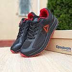 Мужские кроссовки Reebok Harmony Road 3 (черно-красные) 10110, фото 8