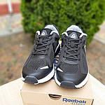 Чоловічі кросівки Reebok Harmony Road 3 (чорно-білі) 10112, фото 4