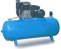 Компрессор поршневой с ременным приводом двухступенчатые FT 10/B 7000/500 (OMA, Италия)