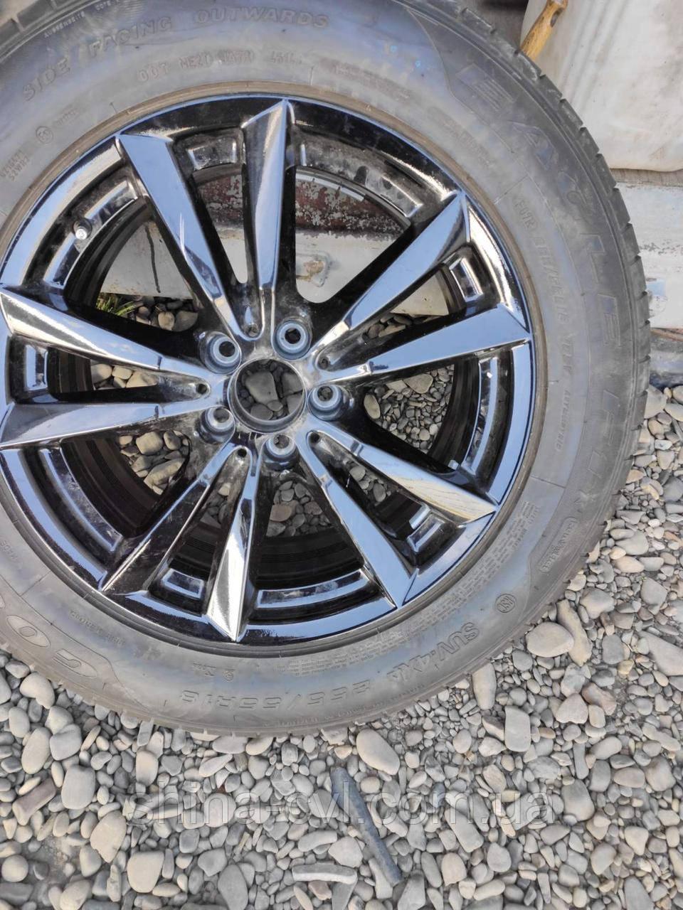 Диск 5.120 R18 8.5J ET46 BMW X5 F15