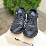 Мужские кроссовки Reebok Harmony Road 3 (черные) 10111, фото 3
