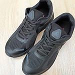 Мужские кроссовки Reebok Harmony Road 3 (черные) 10111, фото 5