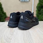Мужские кроссовки Reebok Harmony Road 3 (черные) 10111, фото 7