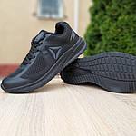 Мужские кроссовки Reebok Harmony Road 3 (черные) 10111, фото 9