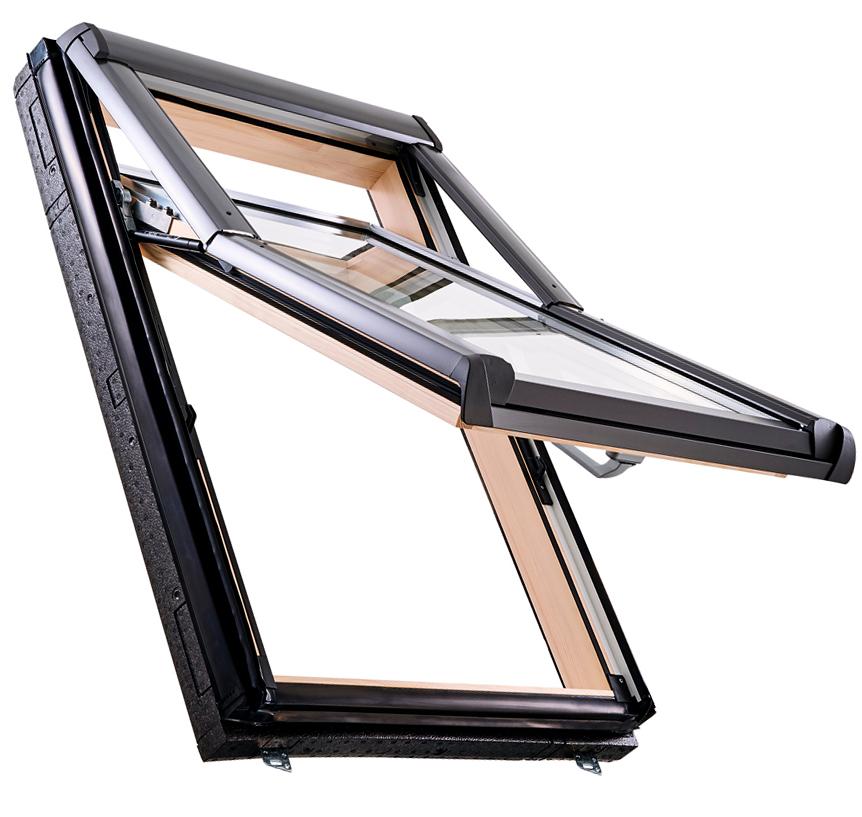 Мансардное окно Roto Designo R45 H WD 74х140