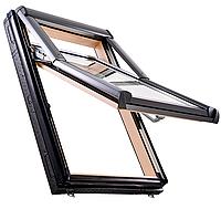 Мансардное окно Roto Designo R45 H WD 74х140, фото 1