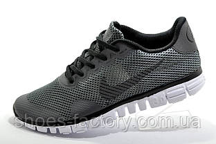 Мужские кроссовки стиле Nike Free Run 3.0 V2, 2020 Graphite Color