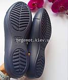 Балетки Крокс Crocs Sienna Flat Темно-синий, фото 3
