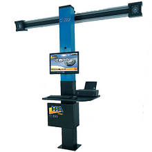 Стенд розвал сходження з двома камерами HPA C800 3D