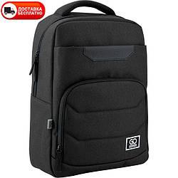 Рюкзак GoPack City GO20-144M-2 черный
