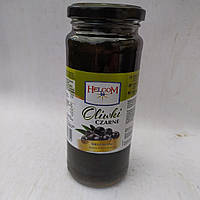 Маслины Helcom без косточки, 345/150 грамм