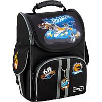 Рюкзак школьный Kite HW20-501S-1 каркасный Hot Wheels