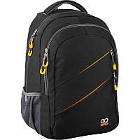 Рюкзак молодежный GoPack Сity GO20-110XL-1 Yellow