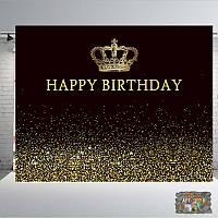Дизайн ДН БЕСПЛАТНОБанер 2х2,1х2, на юбилей, день рождения. Печать баннера |Фотозона|Замовити банер