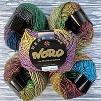 """Пряжа """"Noro Silk Garden Lite"""" №2082"""