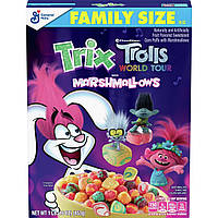 Хлопья Trix Trolls with Marshmallows 452g
