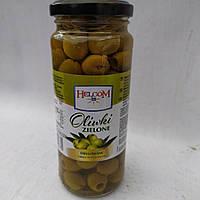 Оливки Helcom без косточки, 345/150 грамм