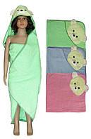 Снова в наличии детские махровые полотенца с капюшоном - серия Панда Тойс 85 х 85 см ТМ УКРТРИКОТАЖ!