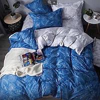 Двухспальный комплект постельного белья с красивым принтом.