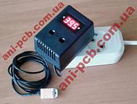 Измеритель-регулятор температуры и влажности ИРВИТ-1