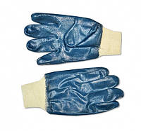 Перчатки Technics Nitril резиновые маслостойкие с манжетом Арт.16-227