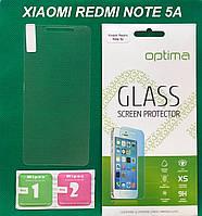 Захисне скло для Xiaomi Redmi Note 5a