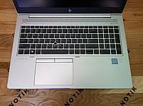 Ноутбук HP EliteBook 850 G5 i7-8650U/16Gb/512Gb SSD/FHD IPS (НОВИЙ), фото 2