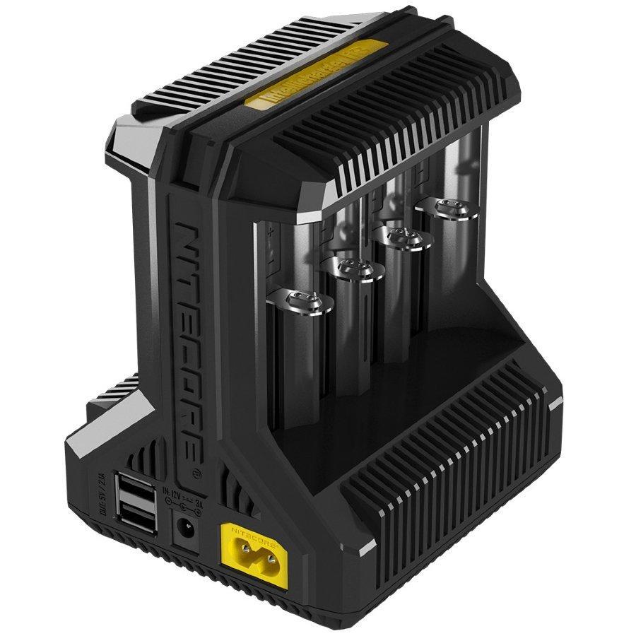 Універсальний зарядний пристрій Nitecore Intellicharger i8