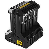 Універсальний зарядний пристрій Nitecore Intellicharger i8, фото 1