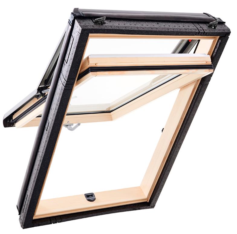 Мансардное окно Roto Designo R 79 K WD 74х140