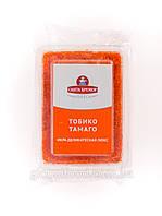 Икра Тобико Оранжевая Замороженная Санта Бремор (0,5 кг.)