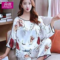 Стильна піжама для дому та сну, фото 1