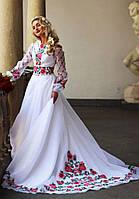 Якою має бути весільна сукня в українському стилі?
