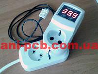 Измеритель-регулятор влажности + изм. температуры ИРВИТ-2