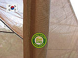 Сетка затеняющая, Бежевая 4,20м ширина, нужная Вам длинна 90%, фото 2