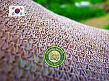 Сетка затеняющая, Бежевая 4,20м ширина, нужная Вам длинна 90%, фото 6