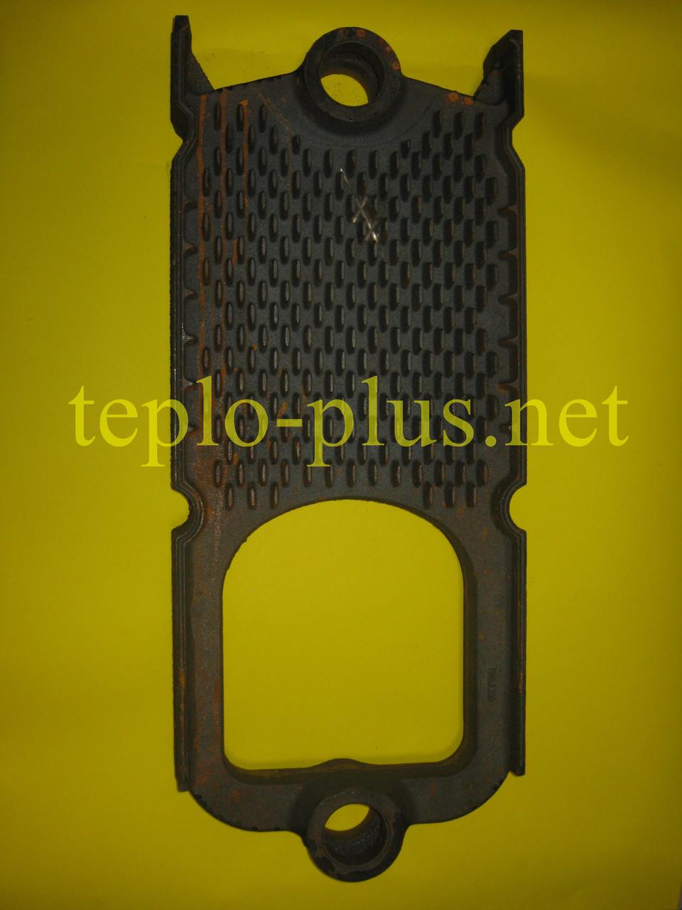 Секция теплообменника средняя (промежуточная) 001630500 Bongioanni Eurobongas 1/9